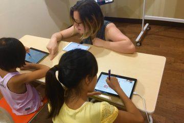 小学生の英語学習にタブレットは有効か?
