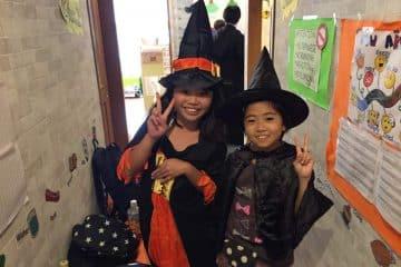 11月28日にハロウィンイベントを開催