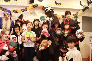 ハロウィンイベントを10月26日(土)に開催しました